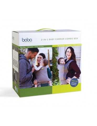 COMBO BOX 2 / BOBA CARRIER