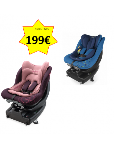 SILLA AUTO ULTIMAX I-SIZE