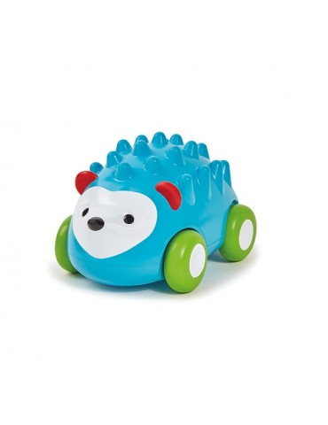 JUGUETE PULL & GO CAR HEDGEHOG